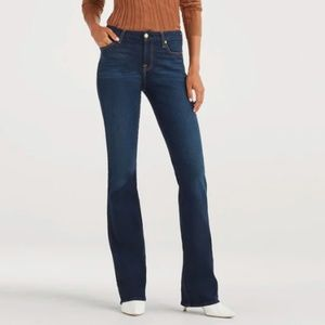 7 For All Mankind 'Kimmie' Bootcut Ankle Jeans